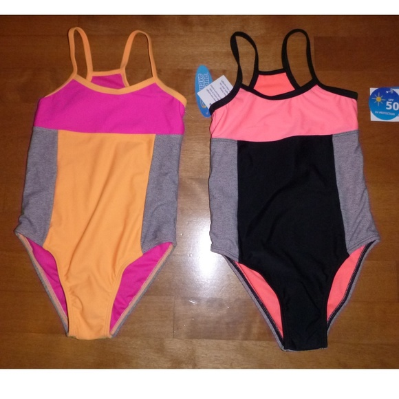 GIRLS BABY//TODDLER JOE BOXER 2PC SWIM SUITS MULTIPLE COLORS//SIZES  NEW W TAGS